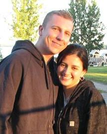 Tyler and Maria